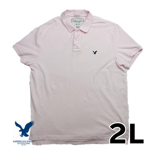 アメリカンイーグル 半袖 ポロシャツ 2L