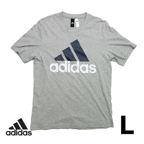 アディダス(adidas) 半袖Tシャツ L USED 古着