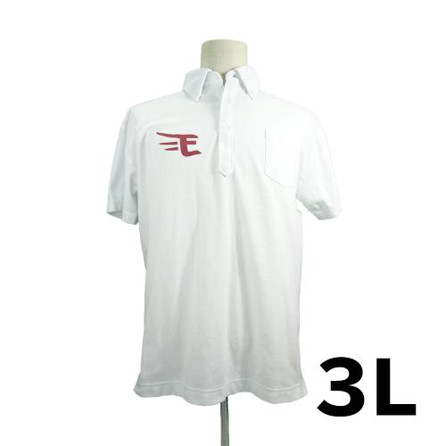 【美品】半袖ポロシャツ 3L USED 古着