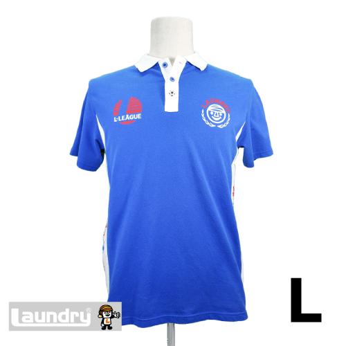 Laundry(ランドリー) 半袖ポロシャツ L USED 古着