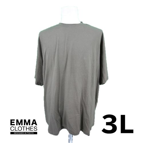 EMMA CLOTHES 半袖Tシャツ 3L USED 古着