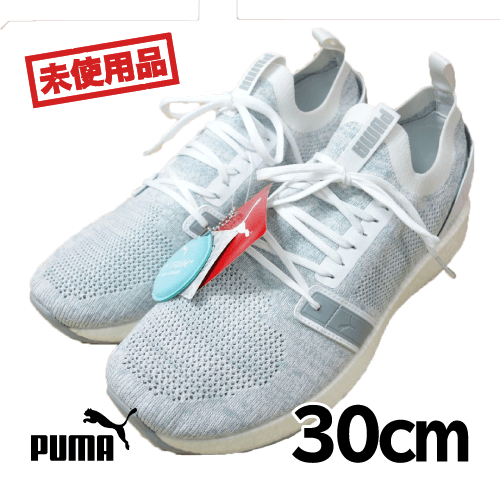 【新古品/未使用】PUMA(プーマ) NRGY NEKO ENGINEER KNIT 靴 30cm USED 古着