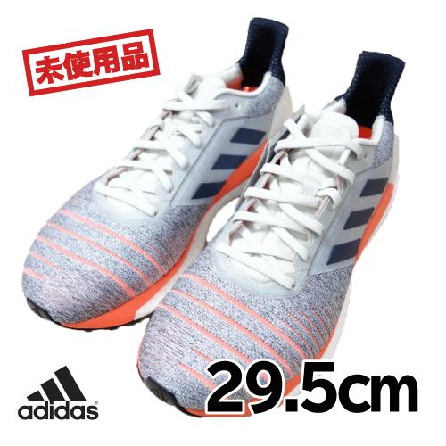 【新古品/未使用】adidas(アディダス) SOLAR GLIDE(ソーラーグライド) M D97080 靴 29.5cm USED 古着