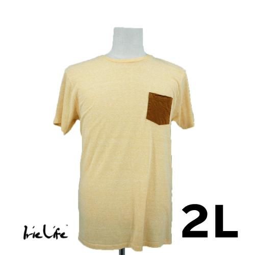 IRIE LIFE 半袖Tシャツ 2L USED 古着
