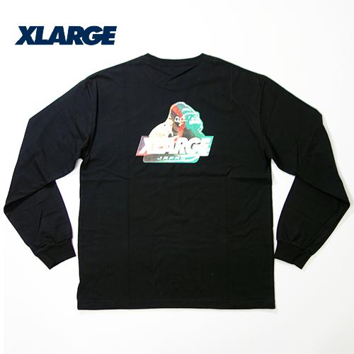 【数量限定】大きいサイズ メンズ ロンT 長袖Tシャツ XLARGE(エクストララージ) JAPONISM OLD OG L/S / 2L