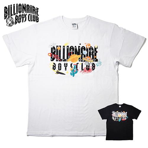 【数量限定】大きいサイズ メンズ BILLIONAIRE BOYS CLUB ビリオネア ボーイズ クラブBB UNIVERSE S/S Tシャツ 半袖 メンズ / 2L