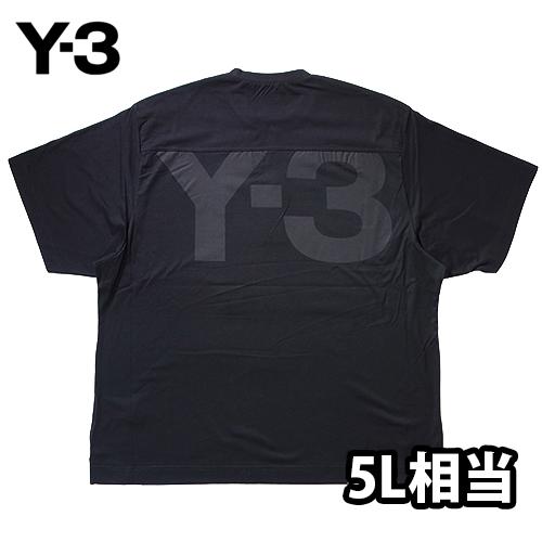 【数量限定】 Y-3 ワイスリー CLASSIC PAPER JERSEY SS TEE 半袖シャツ メンズ / ブラック / L