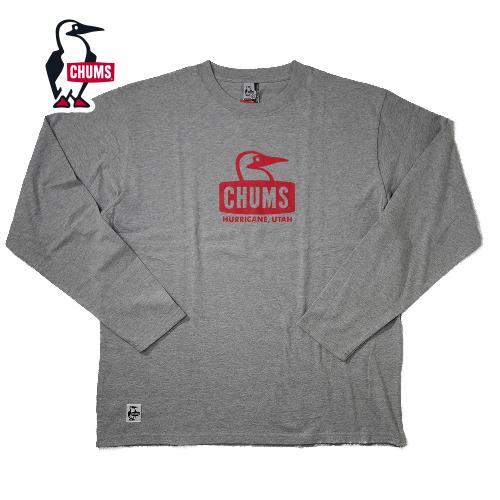 【数量限定】大きいサイズ メンズ ロンT 長袖Tシャツ CHUMS チャムス ブービーフェイス 3L XXL