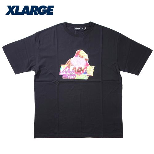 【数量限定】大きいサイズ メンズ XLARGE エクストララージ GRUB SLANTED OG 半袖Tシャツ メンズ / 2L