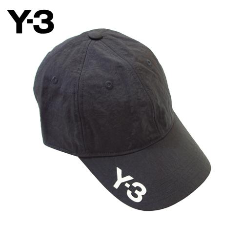 【数量限定】  大きいサイズ Y-3 ワイスリー キャップ CH1 CORDURA CAP 帽子 メンズ / ブラック / ONESIZE