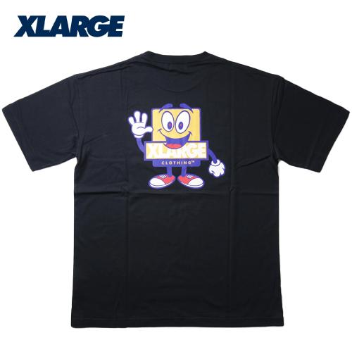 【数量限定】大きいサイズ メンズ  XLARGE エクストララージ BOX BOY 半袖Tシャツ  / 2L