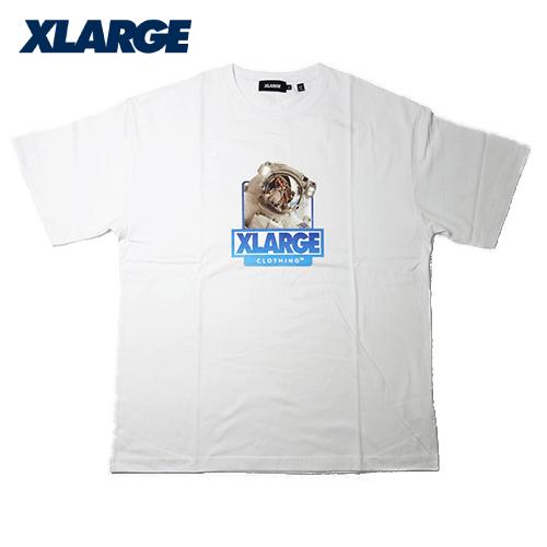 【数量限定】大きいサイズ メンズ  XLARGE エクストララージ ASTRONAUTS 半袖Tシャツ / 2L