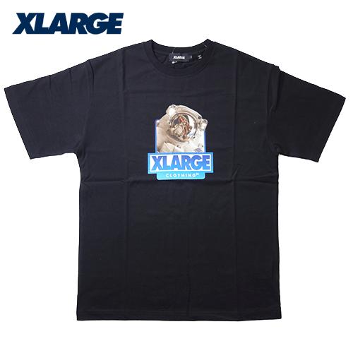 【数量限定】大きいサイズ メンズ  XLARGE エクストララージ ASTRONAUTS 半袖Tシャツ / L 2L