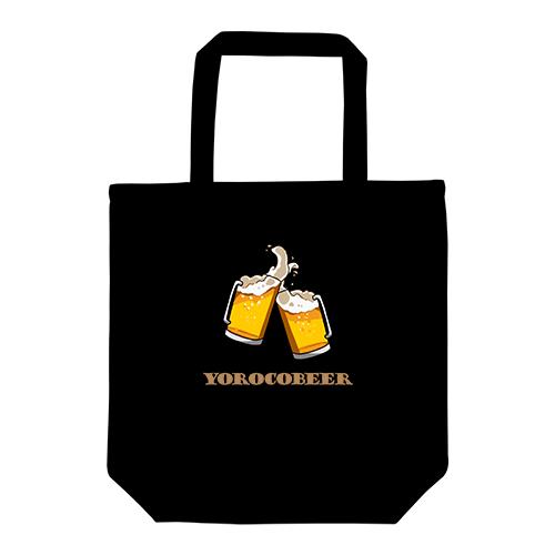 【数量限定】エコバッグ トートバッグ yorocobeer