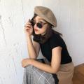 パイピングベレー帽【ネコポスOK】【9d-920-03757】