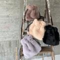 ファー巾着BAG【8h-831-01532】