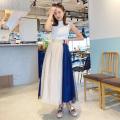 TRANOIチュールスカート【8g-153-00501】