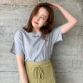 HANKロゴTシャツ【ネコポスOK】【8f-920-09650】