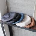 エコレザーベレー帽【ネコポスOK】【8f-831-01806】
