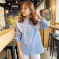 ビッグカラーシャツ【ネコポスOK】【8e-831-01923】