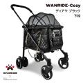 WANRIDE-Cozy ワンライド ディアヤ ブラック 《下段》
