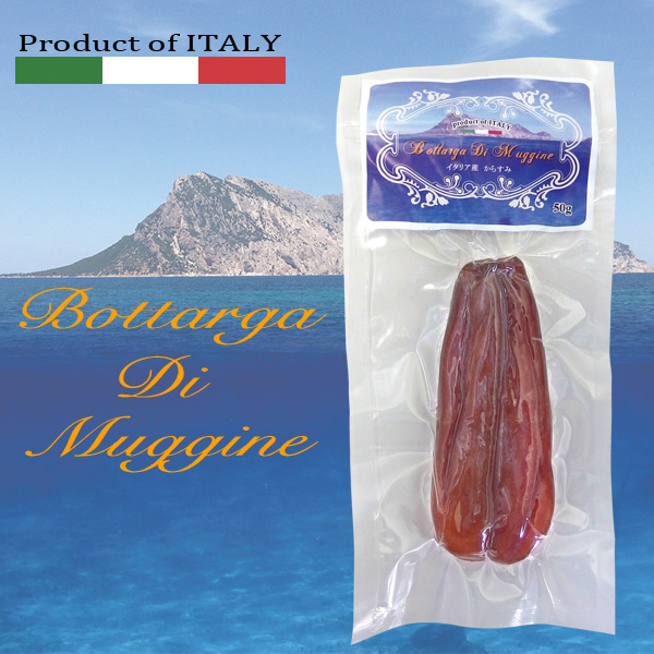 イタリア産 からすみ 65g [ボッタルガ シュリンクパック 珍味 食材 ボラ]