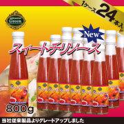 【ケース販売/1ケース24個入】タイ産 スイート チリソース 280g [辛味 赤とうがらし 香辛料]