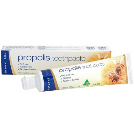 プロポリス歯磨き粉