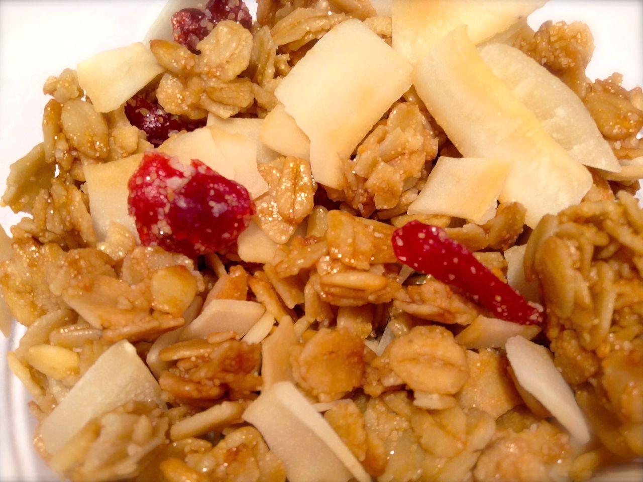 ★トリプルココナッツ グラノーラ * Triple Coconut Granola 270g