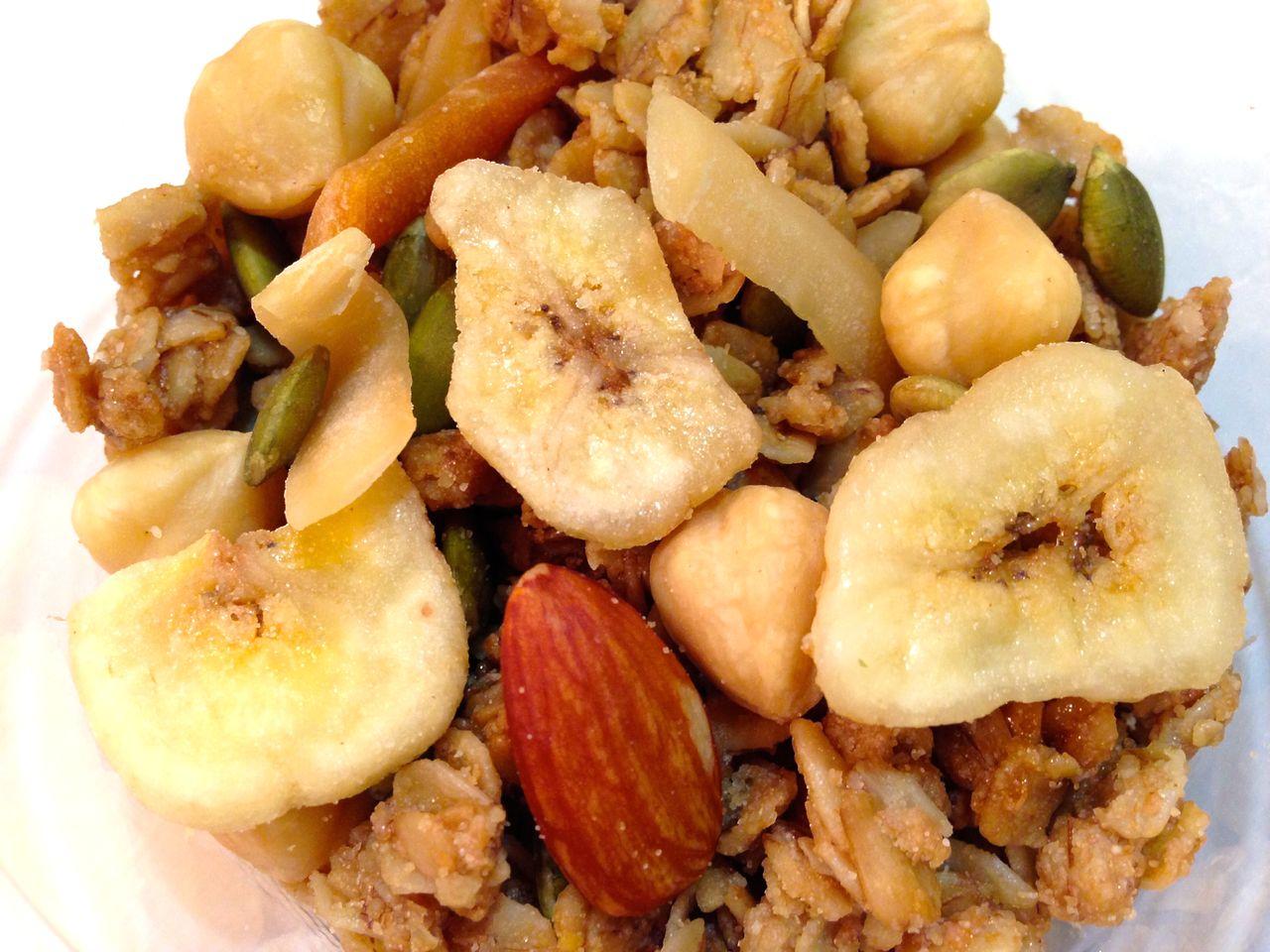 バナナココナッツ グラノーラ * Banana Coconut Granola 470g