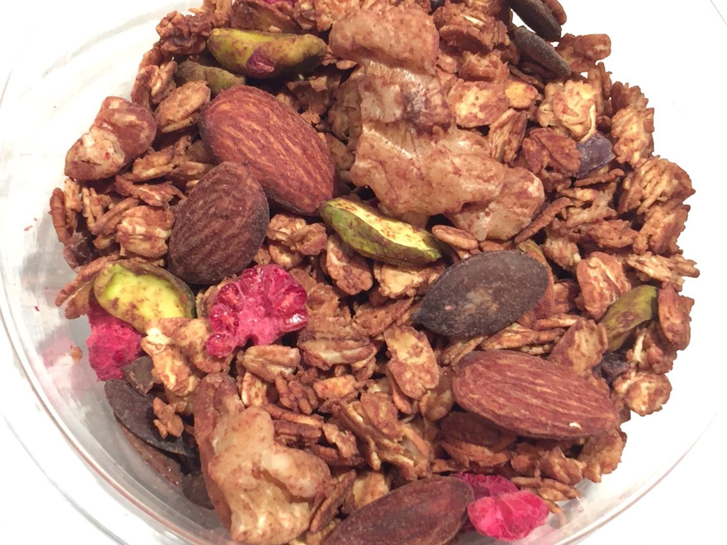 限定 ヘルシーカカオ グラノーラ * Healthy Cacao Granola  270g