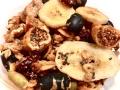 限定 黒豆バナナ グラノーラ*白イチジク入り *Black Bean & Banana Granola 270g
