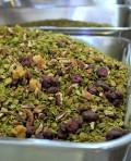 カスタムメイドグラノーラ/抹茶 * Custom Made Granola/Green Tea 940g (470g x 2)