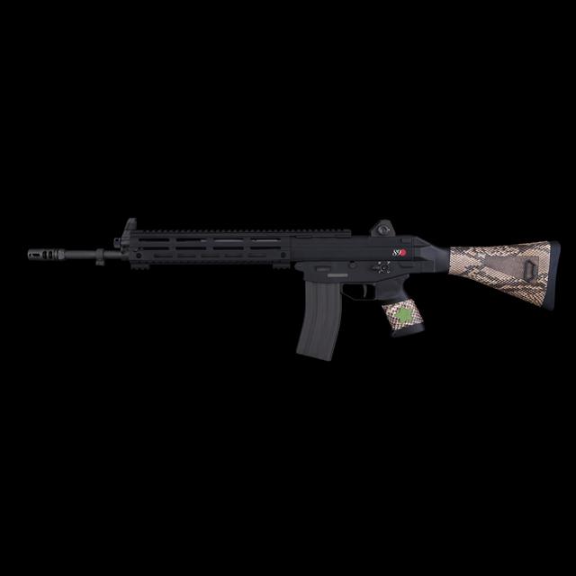 【剛腕】89式自動小銃 ガルーシャ&パイソン