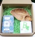 母の日ギフトセット5000円(税込) オリーブオイル2種・ハート型オリーブの木 *送料別