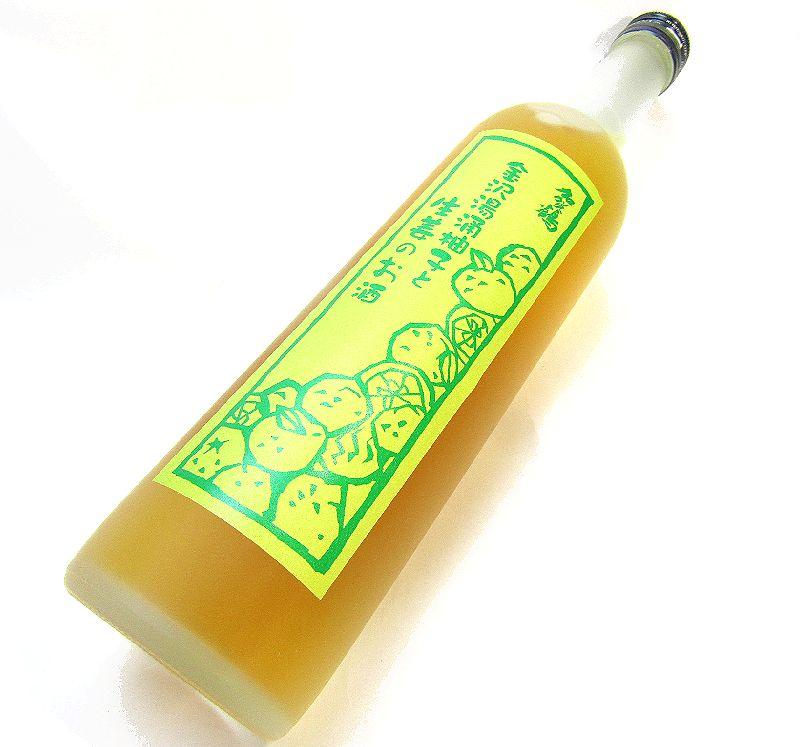 柚子と生姜のお酒
