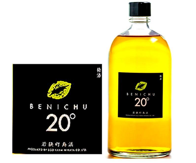 BENICHU20度