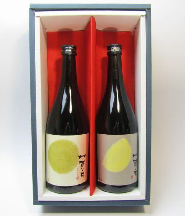 加賀ノ月冷酒燗酒セット