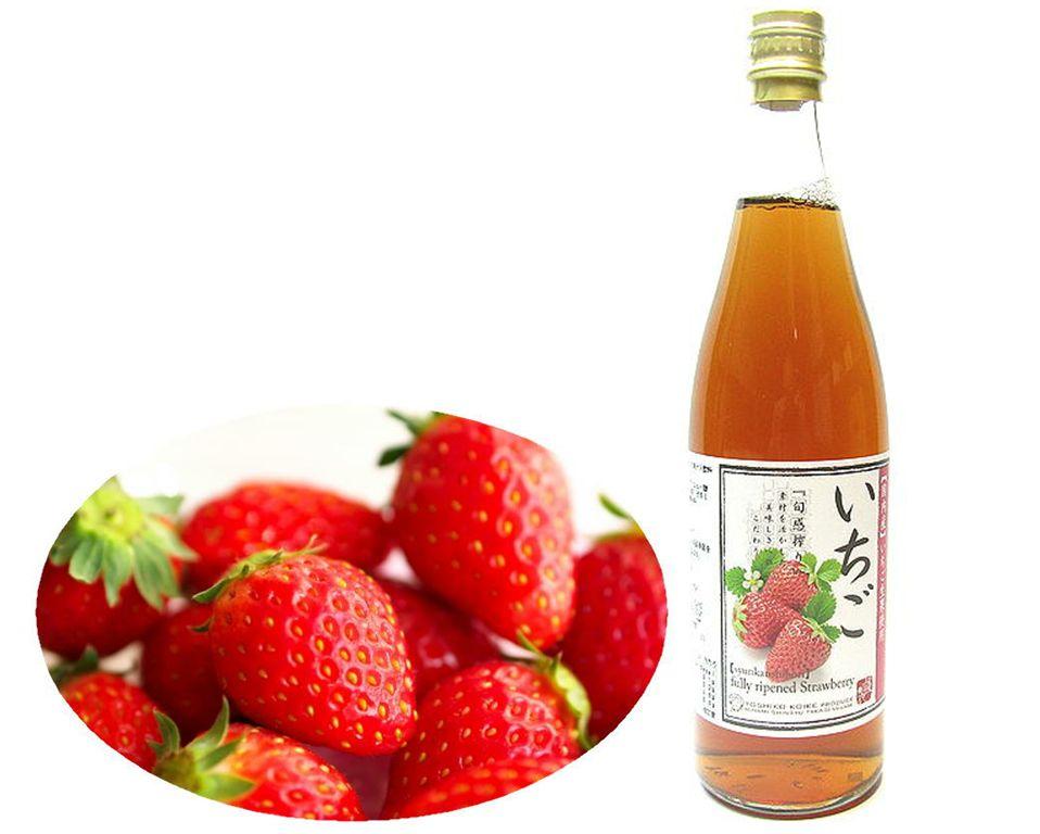 いちご果汁