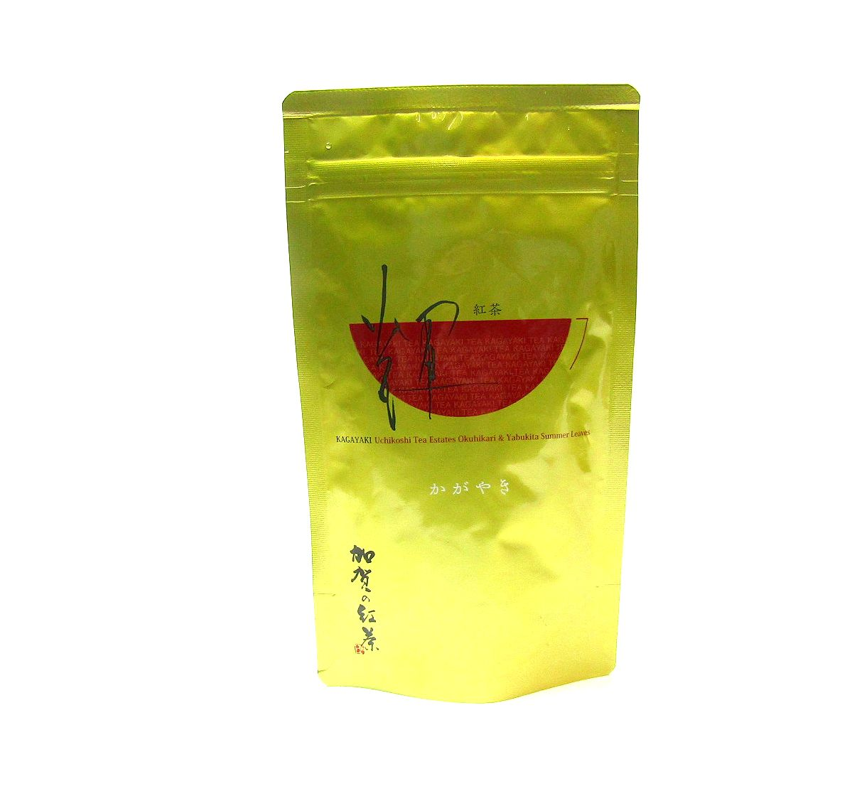 加賀の紅茶輝