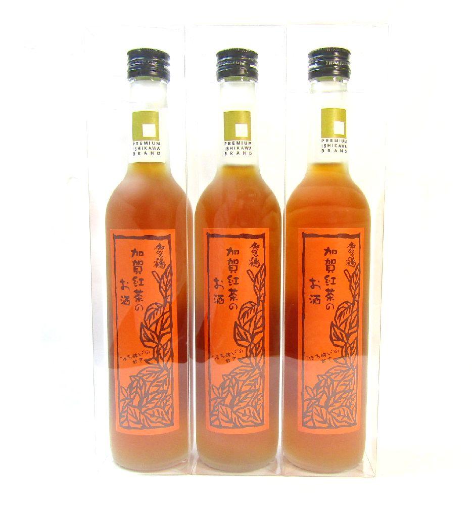 加賀の紅茶のお酒