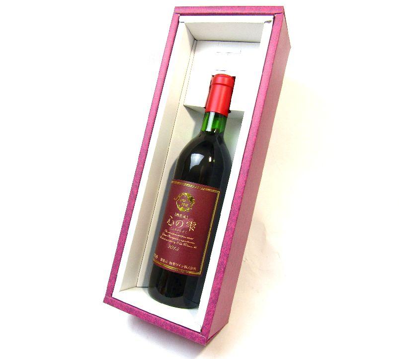 能登ワイン心の雫1本箱入