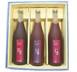 西村さんの葡萄ジュース3本入り