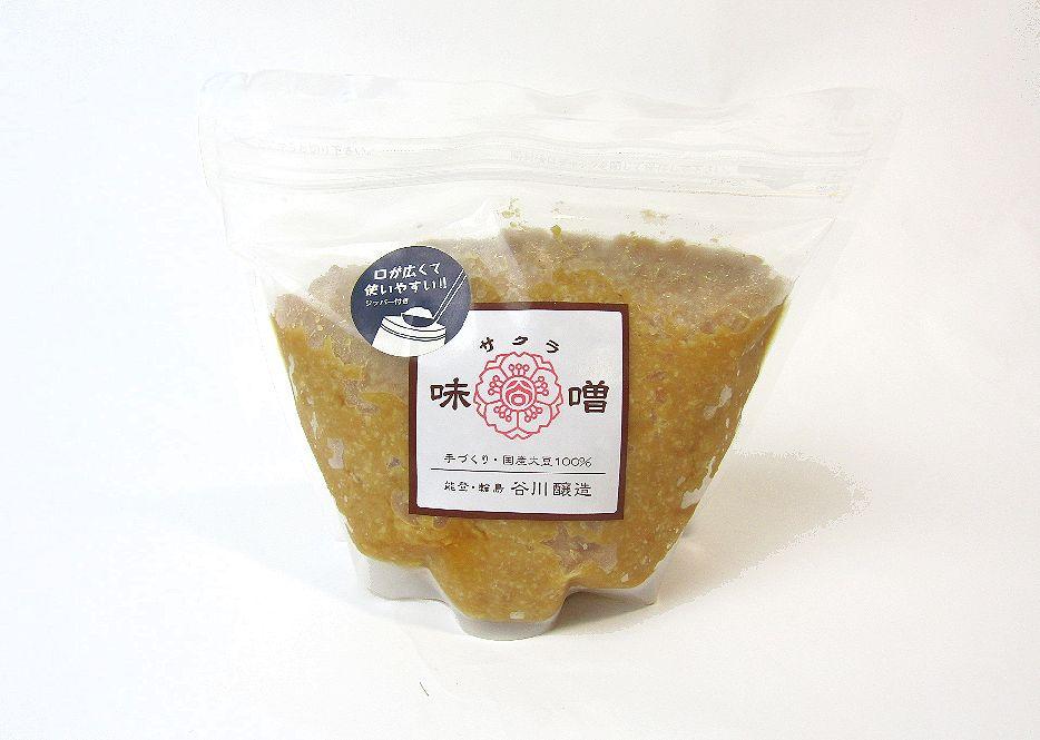 サクラ醤油味噌