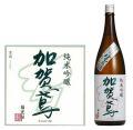加賀鳶 純米吟醸 生原酒
