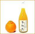 2019年国産デコポン(不知火)100%ジュース箱ナシ
