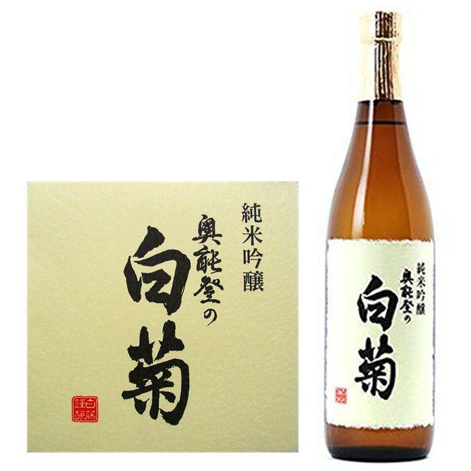白菊純米吟醸1800ml