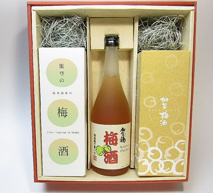 石川の梅酒