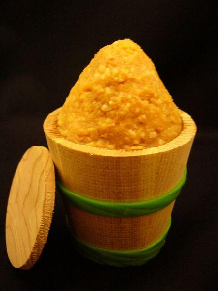 和多農産の手作り味噌