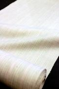 紬織物紅重ね太子間道/米澤新田織物